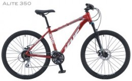 KHS Alite 350-Mountain ready with real mountain bike performance