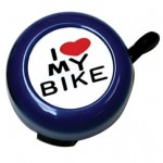 I heart my bike bell