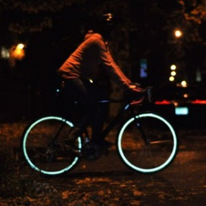 Fiks Reflective wheel strips