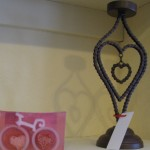 Bike Love Soap & Bicycle Chain Candleholder