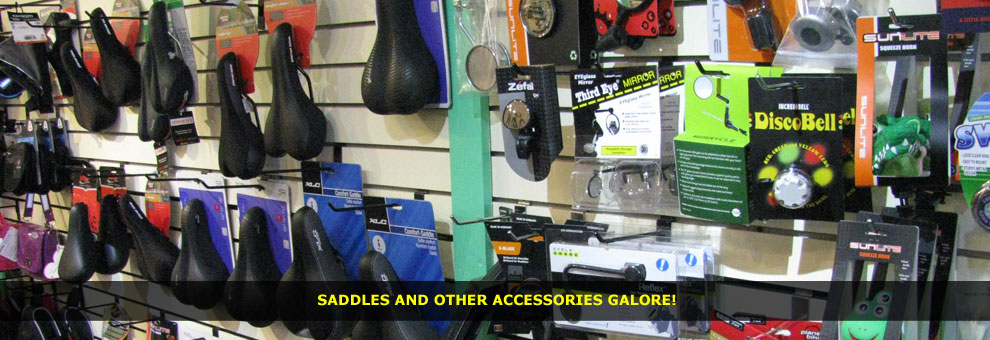 saddles&access