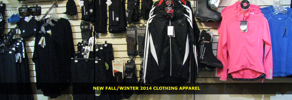 2014 fall and winter clothing