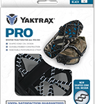 Now in stock-Yaktrax Pro for ice & snow